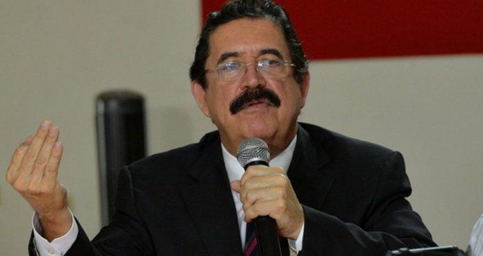detienen a expresidente Manuel Zelaya