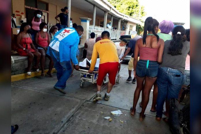 niño muerto en playa de Trujillo