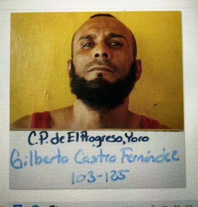 fuga nueve reclusos El Progreso