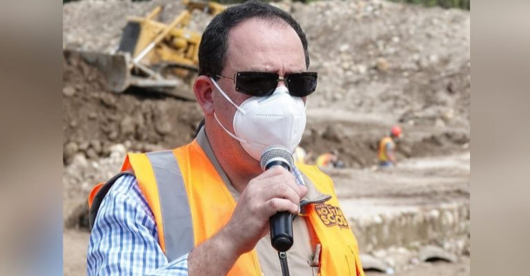 "INVEST-H: L10 mil millones se quedan ""cortos"" para atender daños a red vial"
