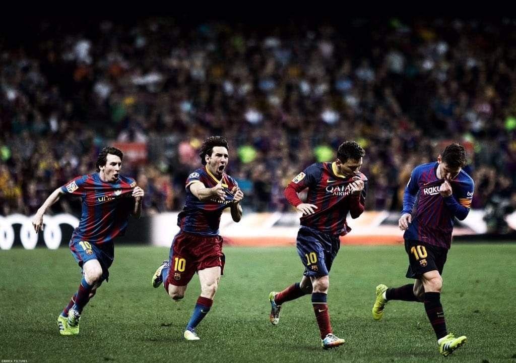 Messi arribó a 800 partidos con el Barca y aquí sus fascinantes números