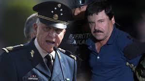 el Chapo abogado Cienfuegos