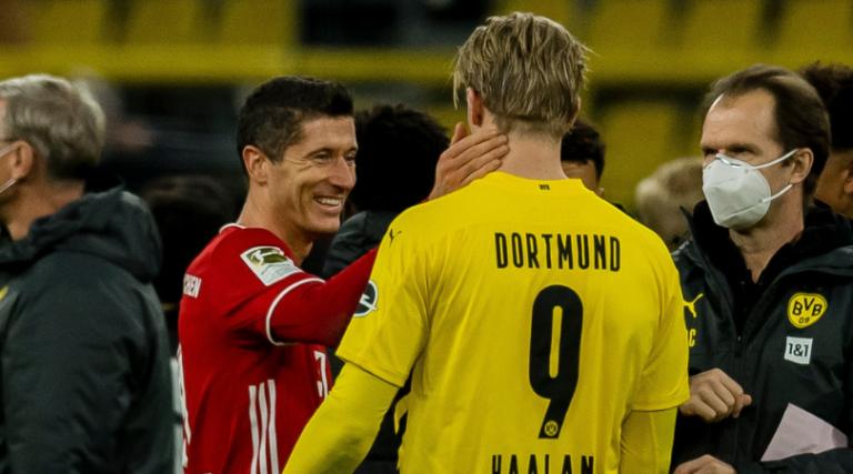 Bundesliga: Y la misma historia en el Dortmund vs Bayern