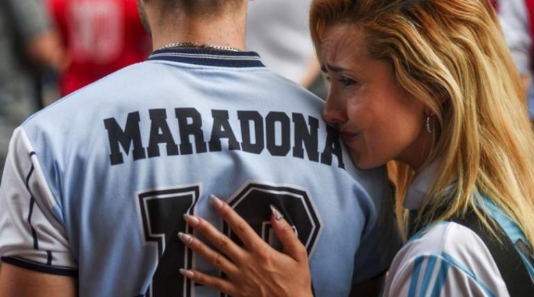 Enfermera de Maradona revela que la obligaron a dar informe falso