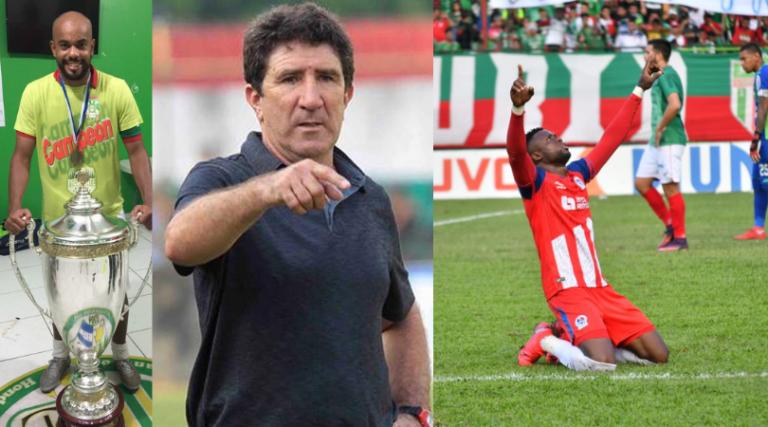 """Caue Fernandes a Vargas: """"Gracias a los jugadores sos lo que sos hoy en Honduras"""""""