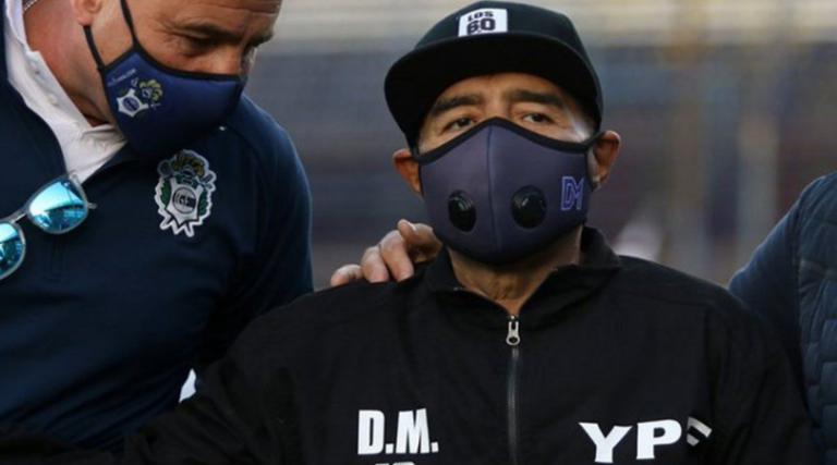 Maradona será sometido a operación por coágulo en el cerebro