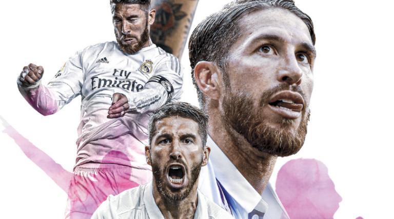 HISTÓRICO: Sergio Ramos llega a 100 goles con la camisa del Real Madrid