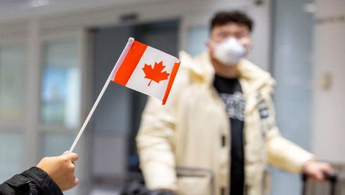 Canadá Toronto confinamiento