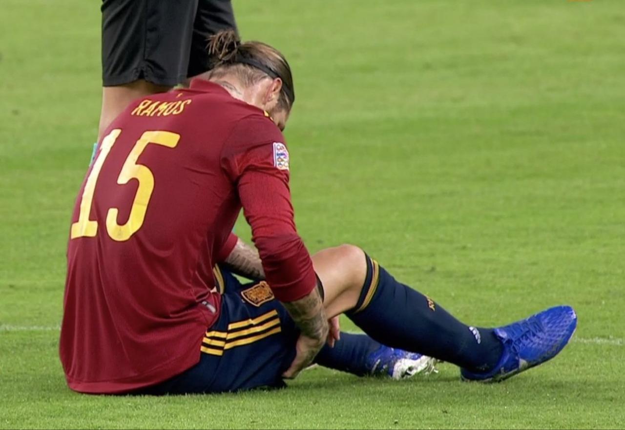 Real Madrid tendrá que jugárselas sin Sergio Ramos