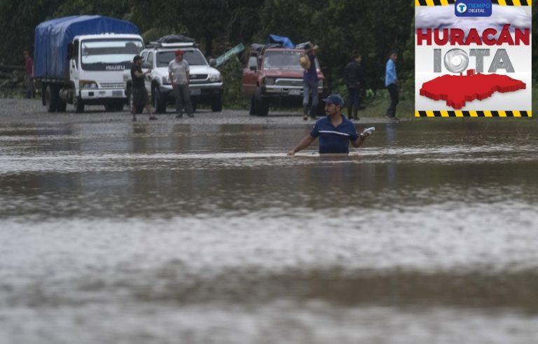 Iota en Honduras  ¿Cómo prepararse para la llegada de un huracán?