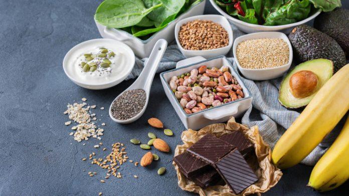 Fatiga muscular alimentos saludables