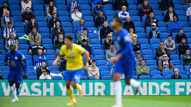 Buenas noticias en la Premier League, la pasión regresa a las gradas