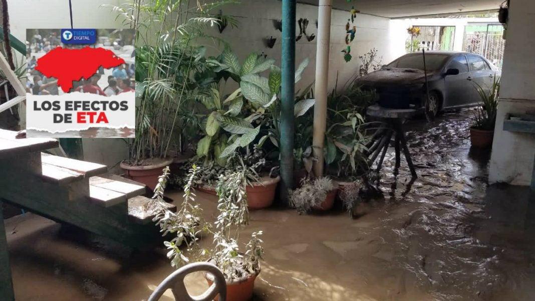 empresa limpia casas inundadas