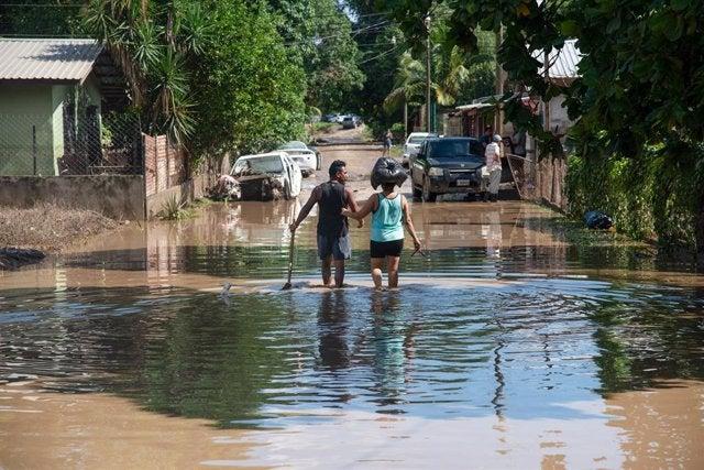 SPS zonas afectadas y daños