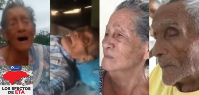 pareja de ancianos eta