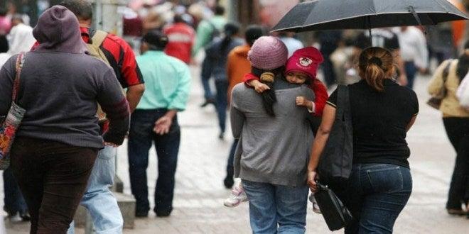 Copeco frentes fríos Honduras