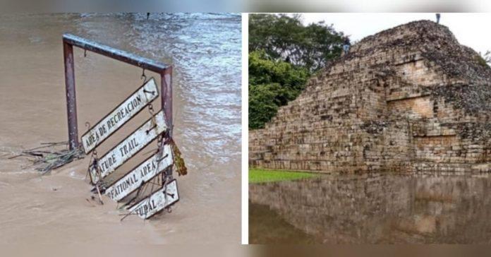 Iota parque arqueológico Copán