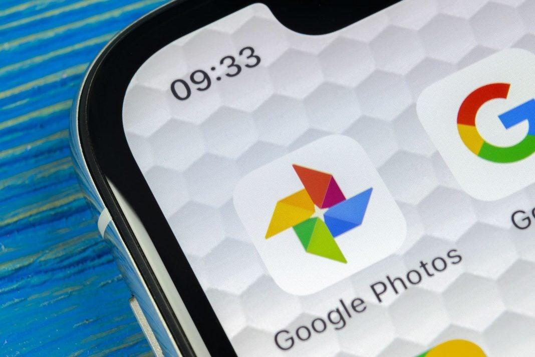 espacio Google Fotos