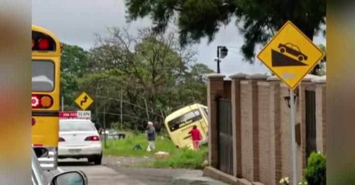 matan conductor rapidito Tegucigalpa