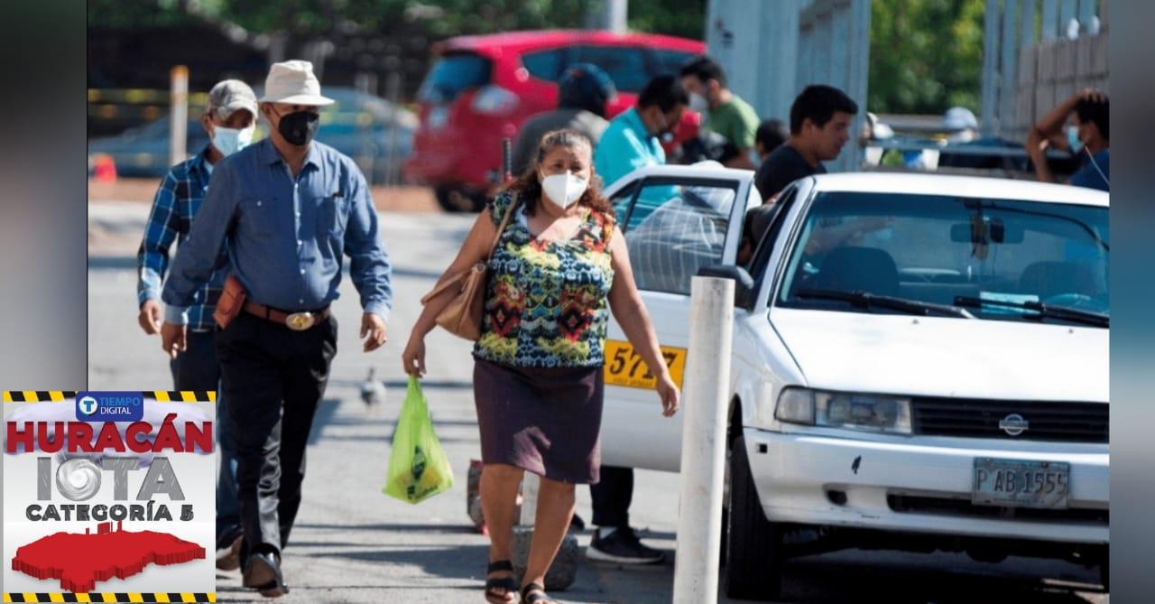 ¡Alerta Máxima! ¿Quiénes pueden circular este martes en Honduras?