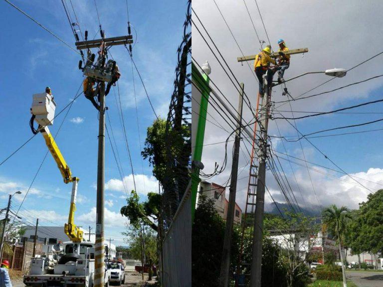 JUEVES: Iota se fue, pero ¿y los múltiples apagones en Honduras?