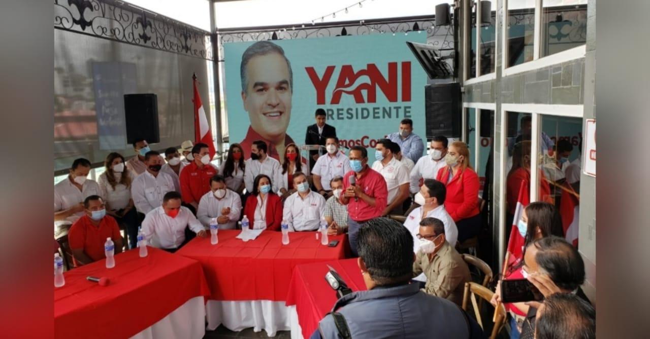 movimiento Yani Rosenthal