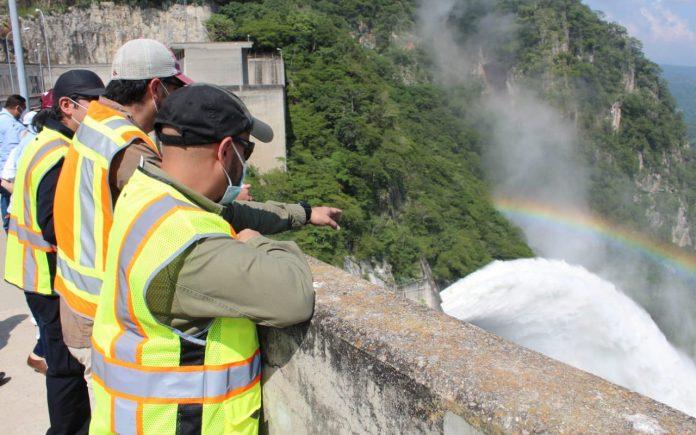 riesgo represas Honduras