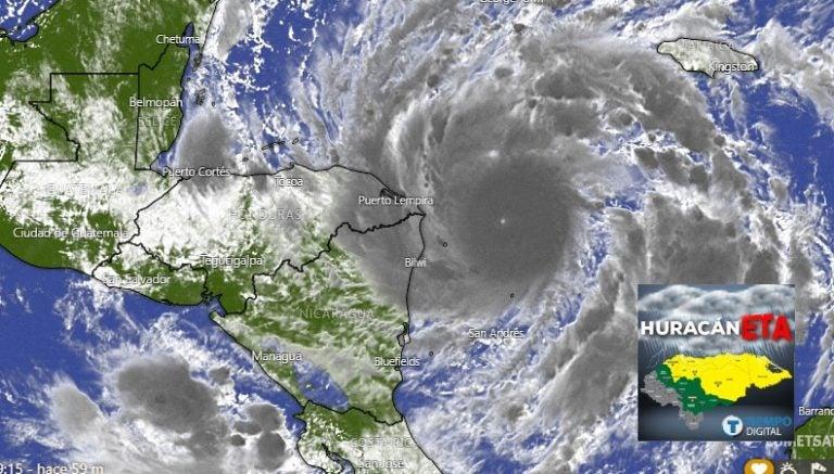 """""""ETA"""" Honduras: ¿Qué hacer y cómo cuidarse ante la llegada de un huracán?"""