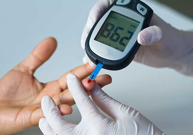 Día Diabetes hondureños