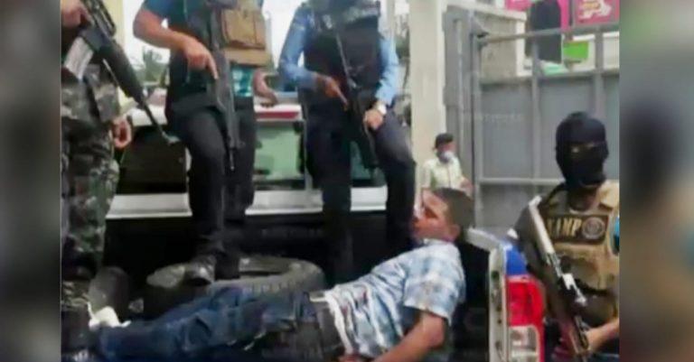Balacera entre FNAMP y supuestos pandilleros deja al menos dos heridos