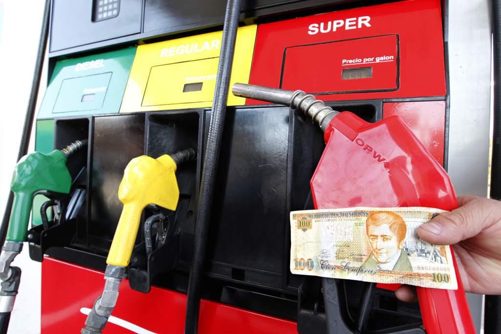 gasolinas combustibles Honduras