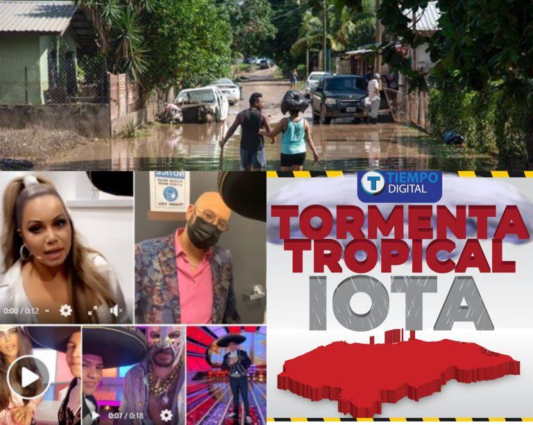 Artistas internacionales se unen para enviar mensaje de aliento a Honduras