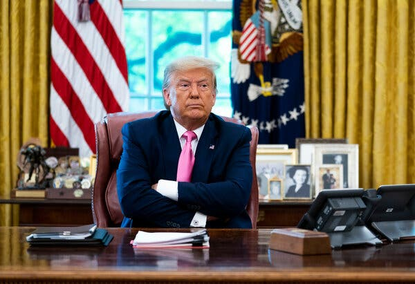 Donald Trump tribunales