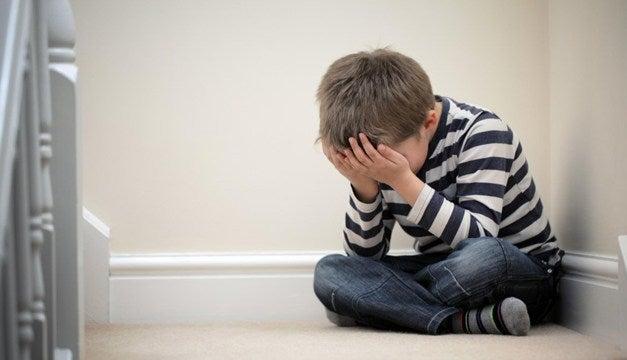nalgadas niños trastornos mentales