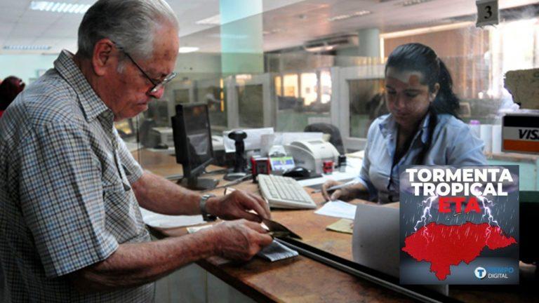 Eta Honduras: instituciones bancarias comunican horarios y suspensiones