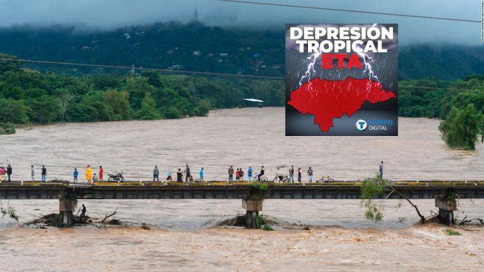 Ayuda humanitaria Honduras eta