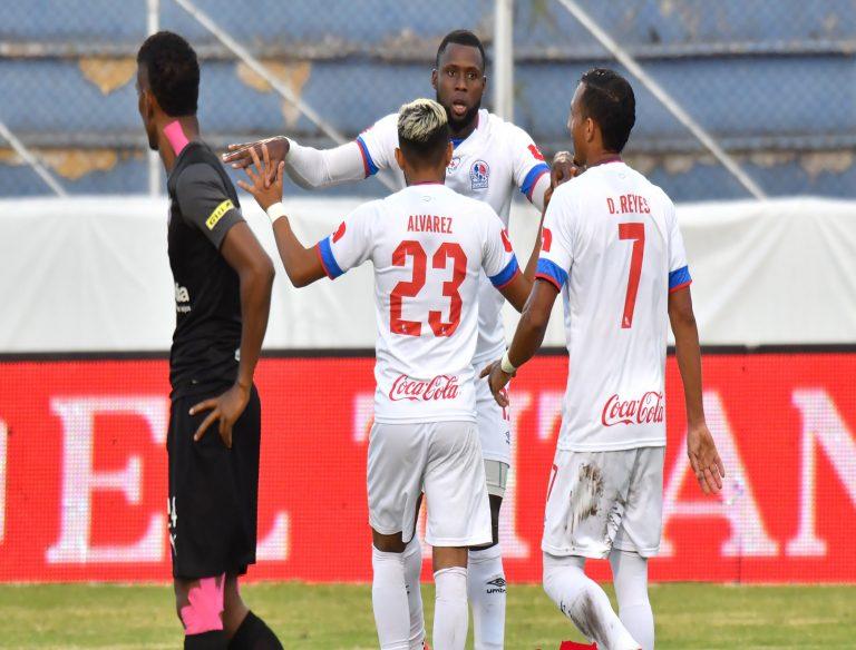 Olimpia receta una nueva goleada al Honduras Progreso