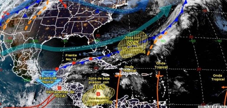 Experto: Se avizoran más lluvias desde el Atlántico; ¿habrá inundaciones?
