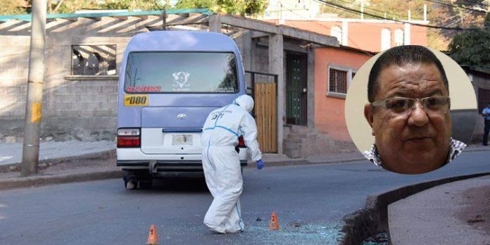 transportistas asesinados reapertura