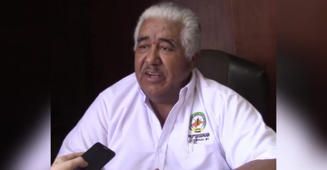 clases prevención desastres Honduras