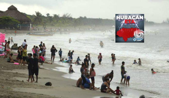 huracán ETA Honduras turismo