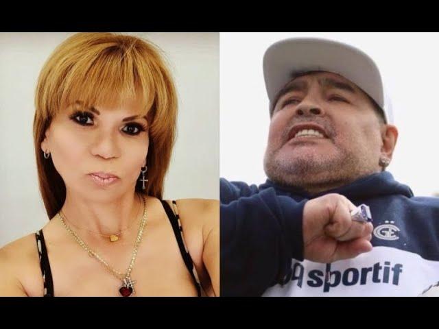 VÍDEO  Hace dos meses, Mhoni Vidente predijo la muerte de Maradona