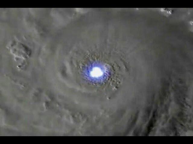 Video-Nicaragua: Captan desde el espacio relámpagos en el centro de Eta