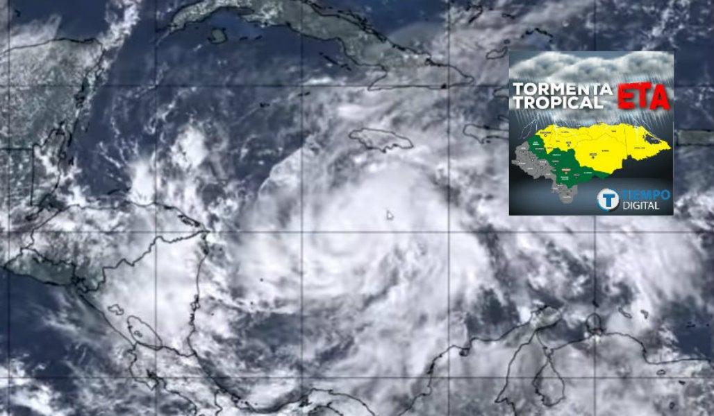 Meteorólogo: «Eta» podría ser un «evento catastrófico» para Honduras y Nicaragua