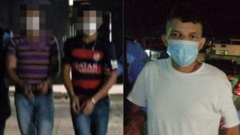 Envían a la cárcel a los tres implicados en desaparición de Enoc Pérez