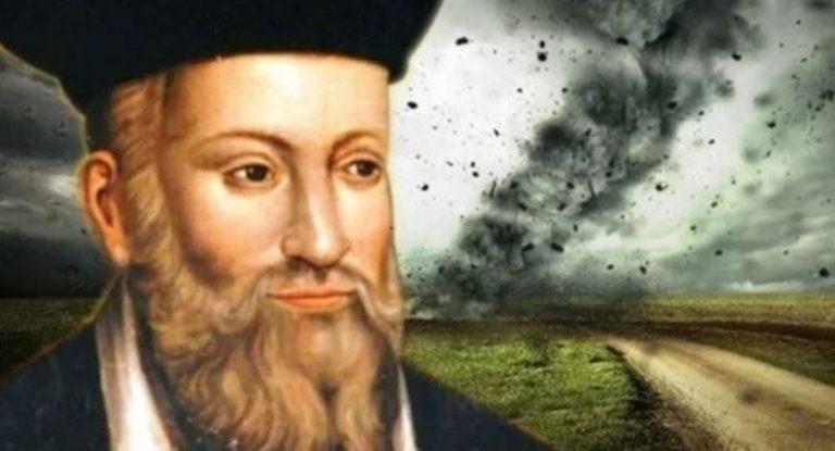 """""""Otra crisis más grande vendrá"""": profecías de Nostradamus para el 2021"""