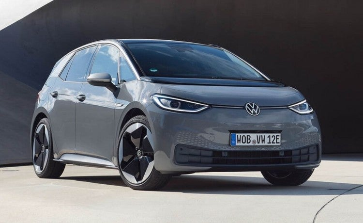 El Volkswagen ID.3 se actualizará en 2021 y aumentará su autonomía