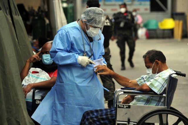 SPS: IHSS con pocos cupos; el Mario Rivas y el Hospital Móvil abarrotados de pacientes