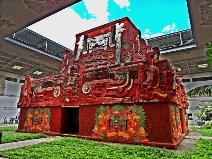 Templo Rosalila en Copán Ruinas: ¿Realmente sufrió daños por Eta e Iota?