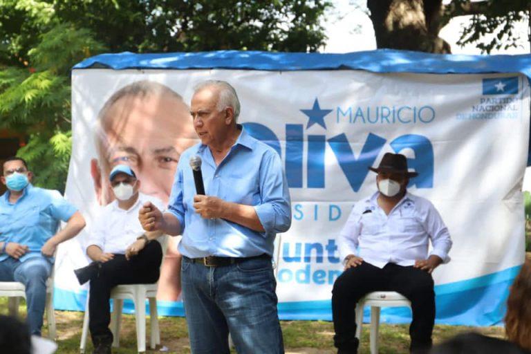 Estos son los 23 aspirantes a diputados de Oliva en Francisco Morazán